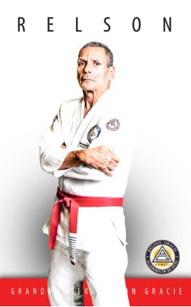 Grand Master Relson Gracie 1st London Visit.